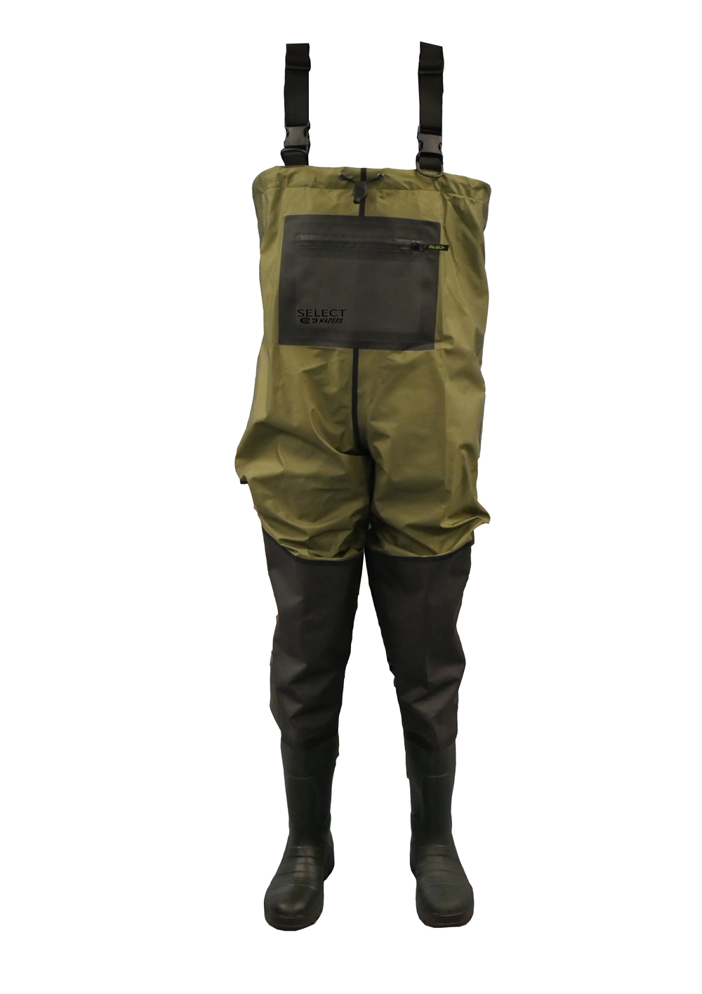Select Waders Ademend Waadpak Alpha