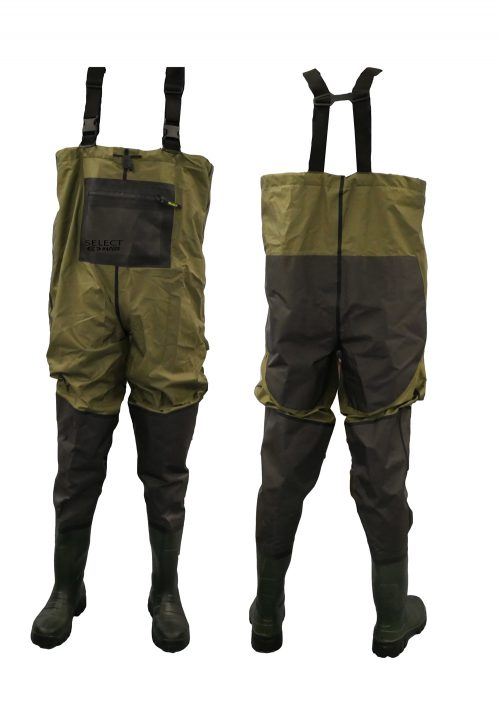Select Waders Ademend Waadpak Extra Protect